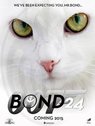 Bond 24 Teaser Poster by DogHollywood