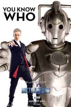 DOCTOR WHO You Know Who...The Cybermen,