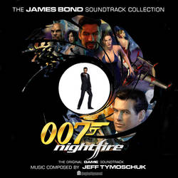 007 Nightfire Original Video Game Soundtrack