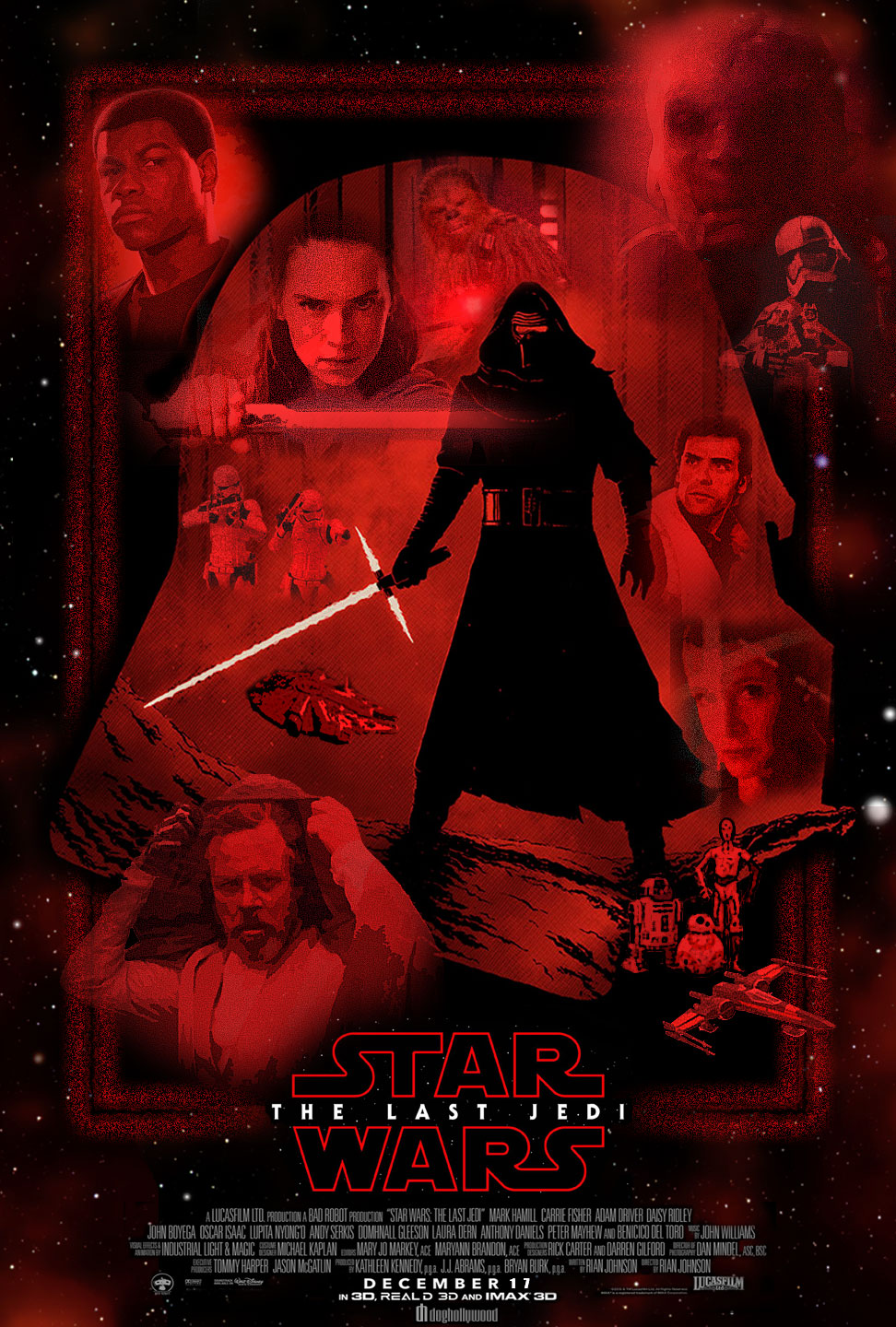 star wars the last jedi by doghollywood on deviantart