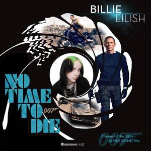 No Time To Die - Single Art  - Billie Eilish V1
