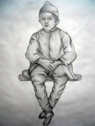 human figure by animatorkarn