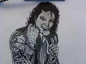 Michael Jackson by lrayjus21