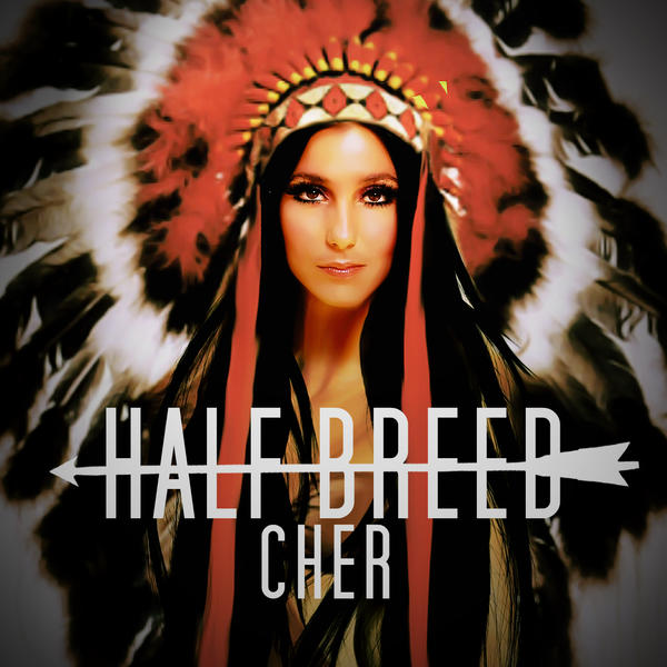 Image result for cher half breed images