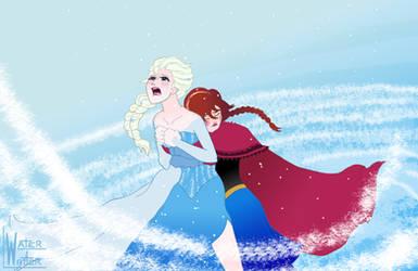 Frozen sing by waterwriter144