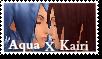 Aqua x Kairi Stamp by sohearmyvoice