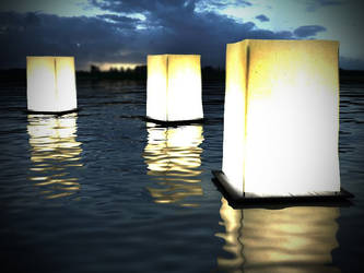 3DS Max Lanterns by slippy88