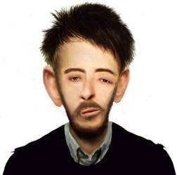 Thom Yorke by slippy88
