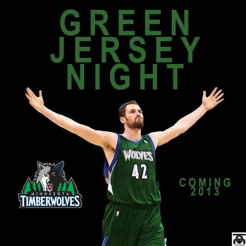 Green Jerseys