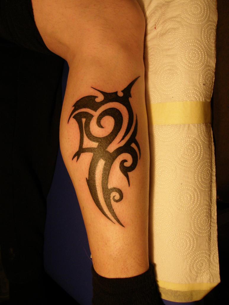 Tribal tattoo by saimaja on deviantart tribal tattoo by saimaja biocorpaavc Images
