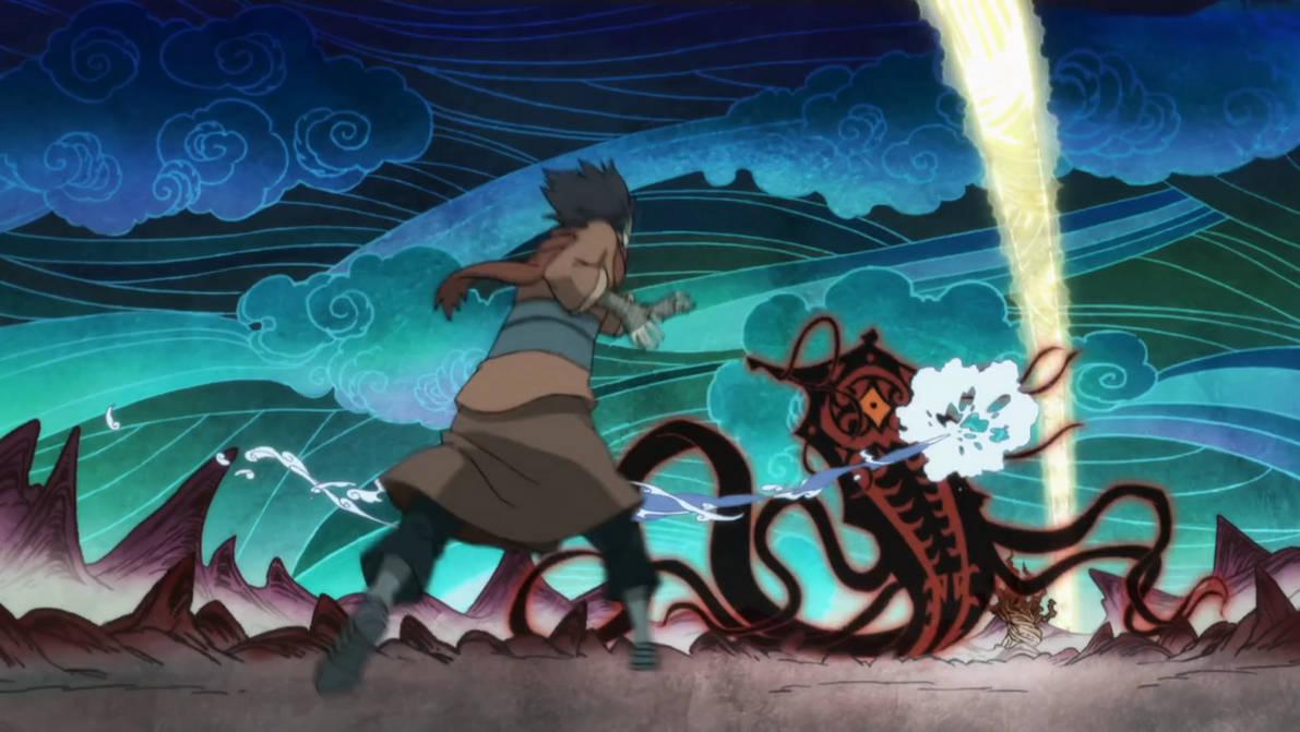 Avatar Wan Vs Vaatu By Doctor Sparkle On Deviantart