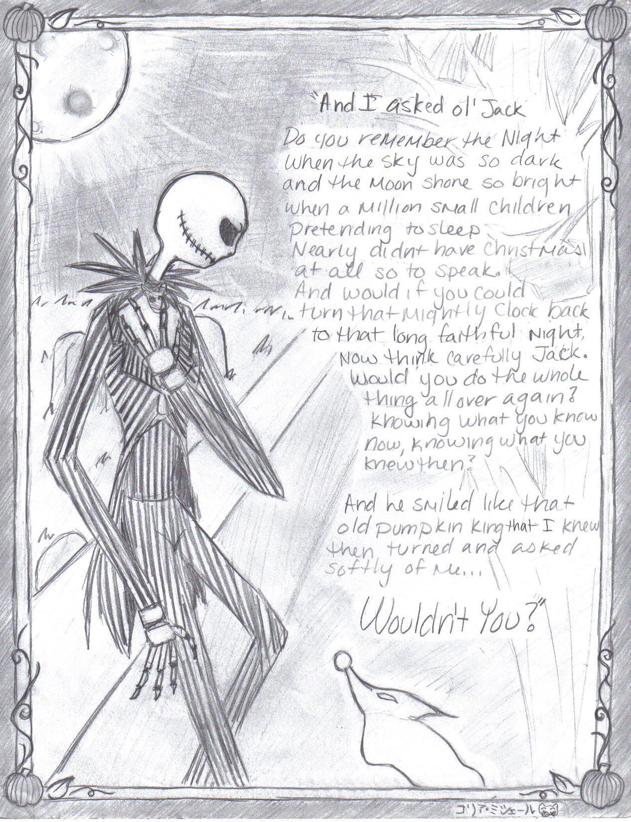 The Nightmare Before Christmas by Michi-Neko
