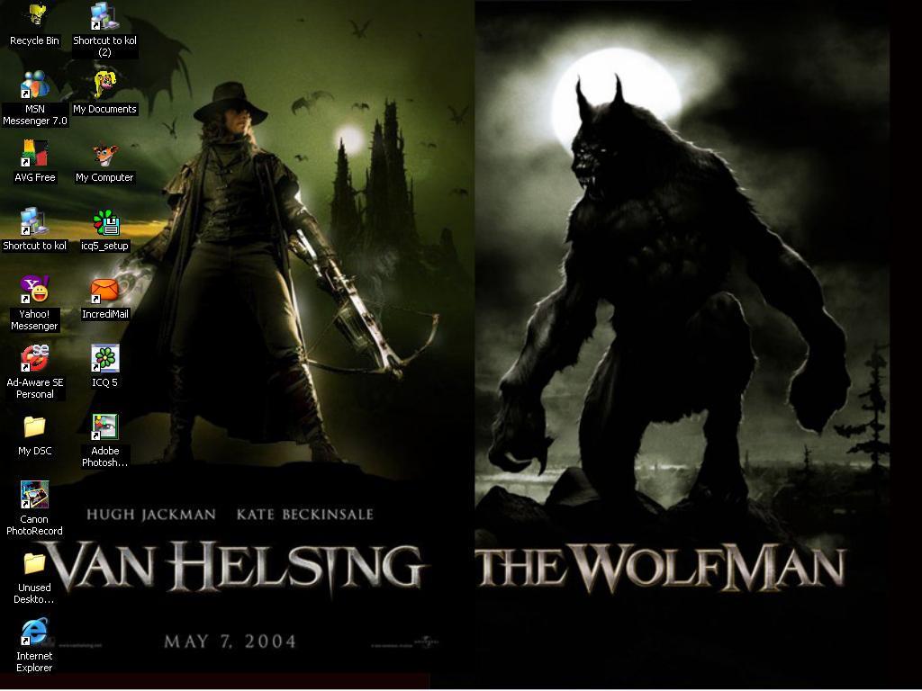 van helsing and werewolf paperashncrash on deviantart