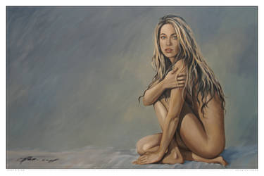 Anna nude by petercmatthews