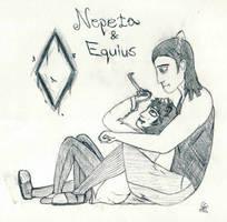 Equius and Nepeta