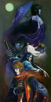Samurai X - Trust and Betrayal