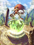 Knuckles - The Guardian