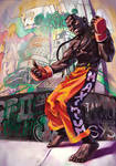 Dee Jay Street Fighter Collab BR