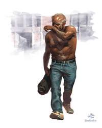 The working man Logan