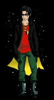 Robin(DC) redesign(ORIGINAL)