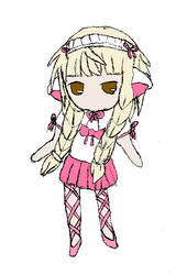 LunaSquareEnix@gaiaonline Chii cosplay 1st color