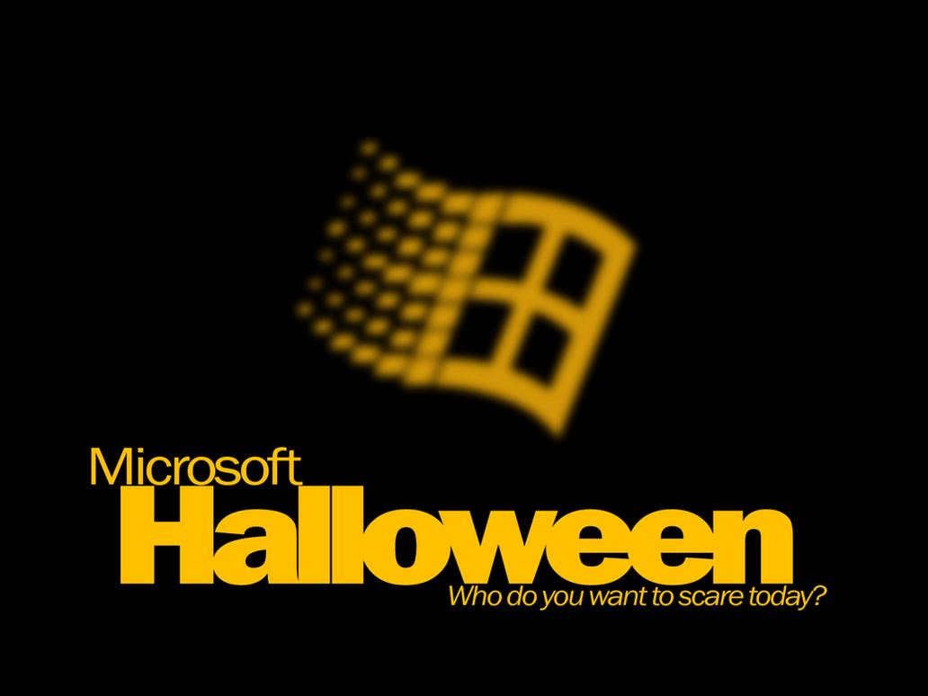 microsoft halloween