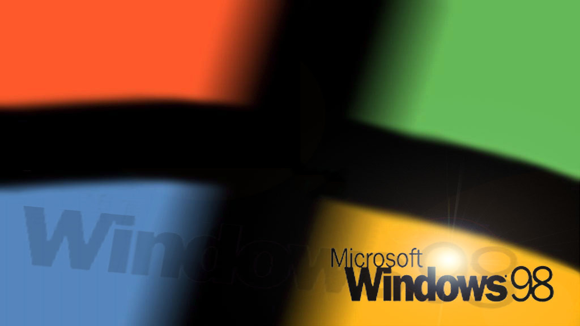 windows 98 for widescreen people by thebc on deviantart