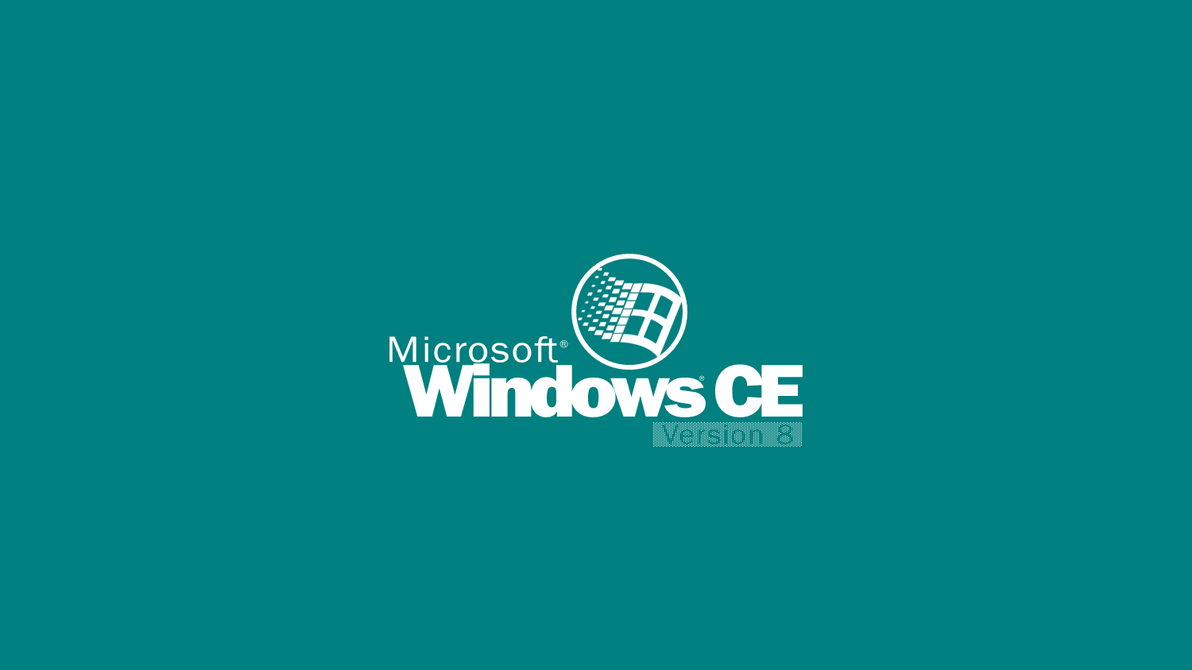 Windows CE 8 for Walls by TheBC on DeviantArt