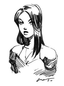 Sketh Girl