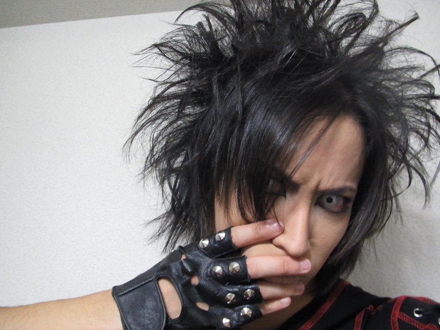 Visual Kei Makeup For Guys Simple Visual Kei Hair And Makeup