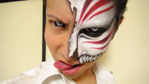 - ICHIGO HOLLOW - Makeup3