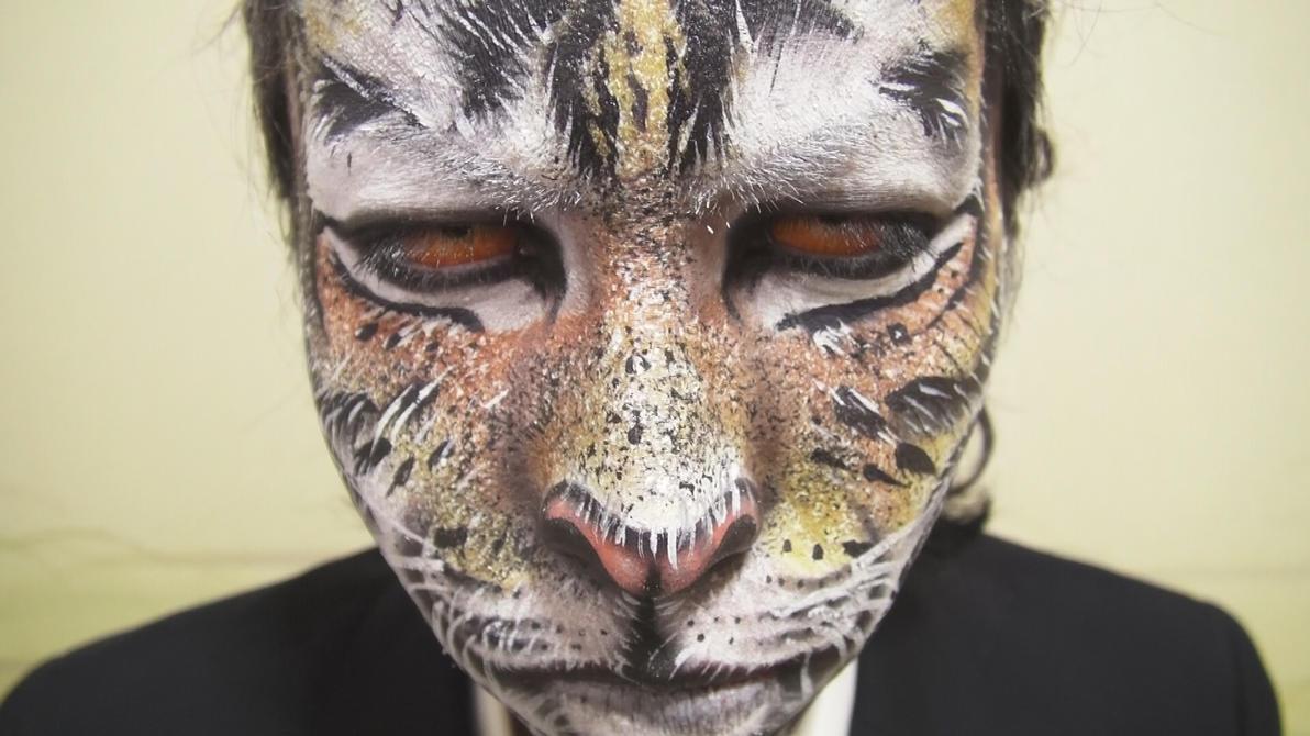 - TIGER - Makeup by KisaMake