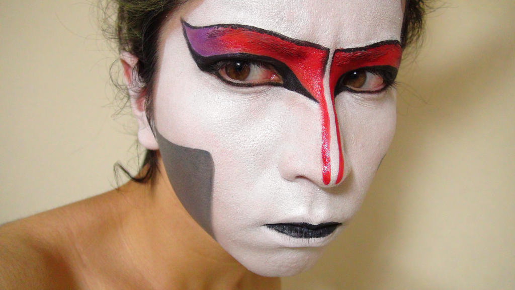 - Demon Kakka - Makeup by KisaMake