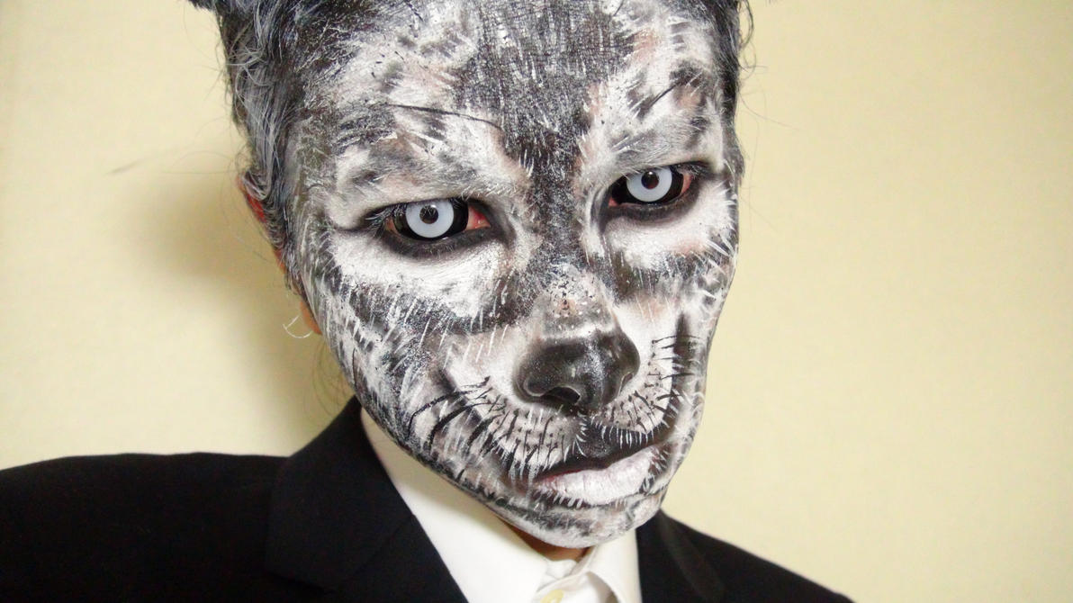 - Gray Wolf - Makeup2 by KisaMake