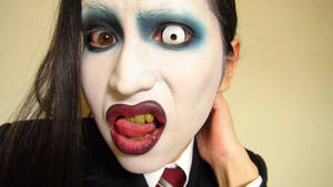 - *3rd* Marilyn Manson - Makeup