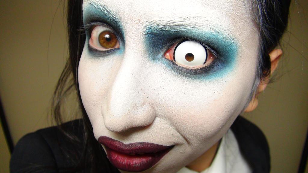 Marilyn Manson Makeup Kisamake Deviantart