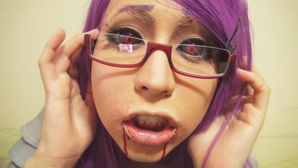 - Rize Kamishiro - Makeup by KisaMake