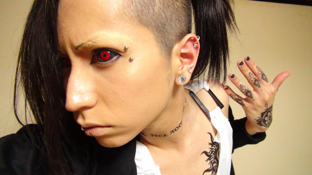 - Uta - Makeup by KisaMake