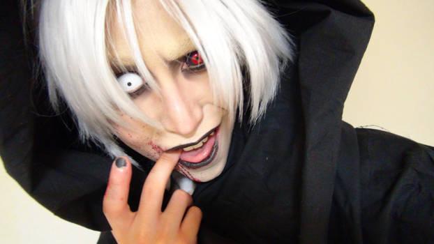 - Seidou Takizawa - Makeup 2