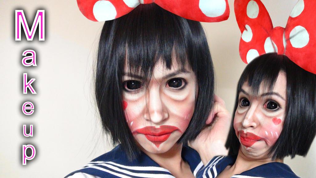 - Glitched Filter - Makeup by KisaMake