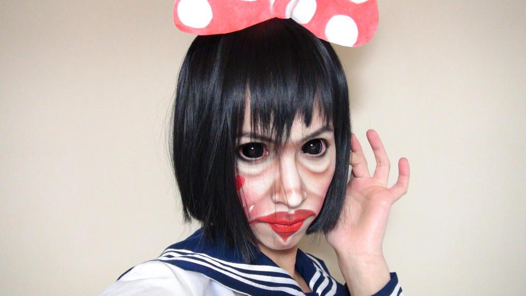 - Glitched Filter - Makeup 2 by KisaMake