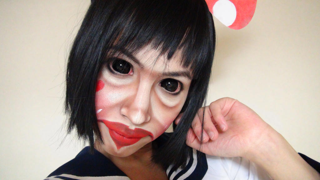 - Glitched Filter - Makeup 3 by KisaMake
