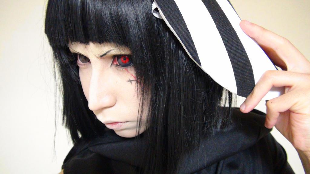 - Kurona Yasuhisa - Makeup 3 by KisaMake