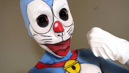 - Doraemon - Makeup by KisaMake