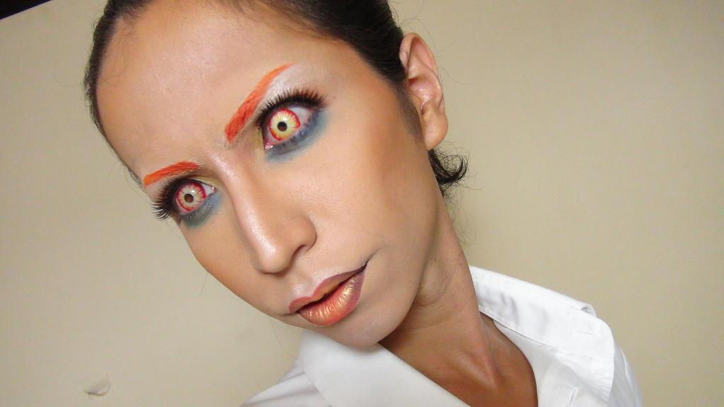 - Summer Orange - Makeup by KisaMake