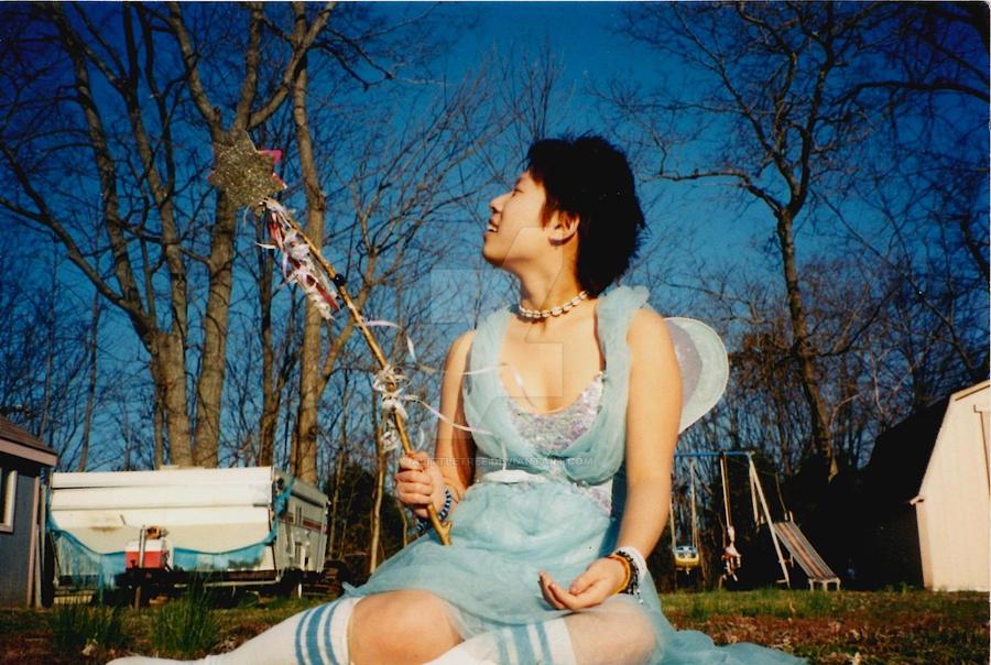 Trashy Fairy by alittletree