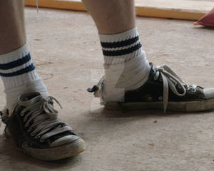 The Feet of a Jerk