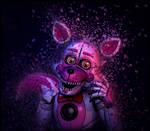 (blender/fnaf) funtime foxy yes