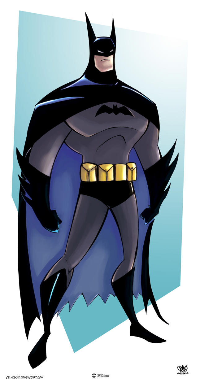 Batman DC characters by celaoxxx on DeviantArt