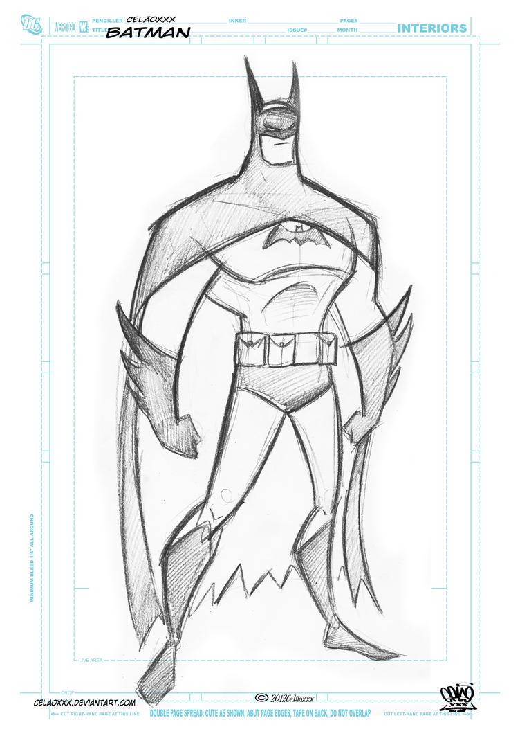 batman dc characters sketch by celaoxxx on deviantart
